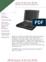 HP / Compaq Presario1600.Series