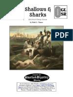 Shallows & Sharks; Old School Fantasy Version (WhtBx)