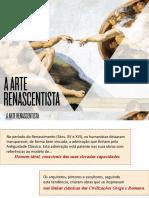 A Arte do Renascimento (1)