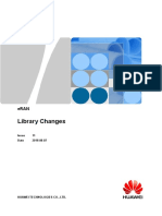 Library Changes(eRAN12.1_11)