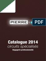 ELBA 2014 - Bagagerie professionnelle