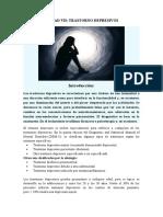 UNIDAD VII - TRASTORNOS DEPRESIVOS