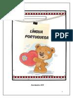 apostila outubro 8º ano Português