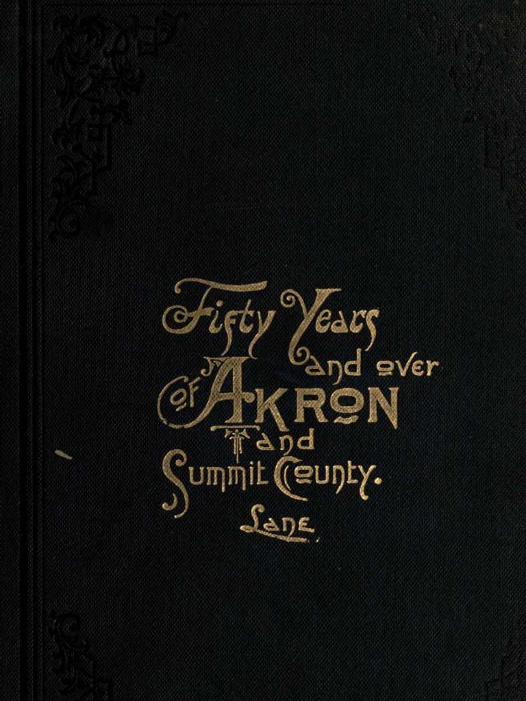 Fifty years and over of Akron and Summit County (1892)_