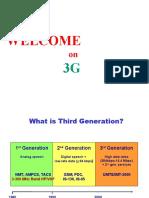 3g Presentation
