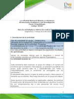 Guía de actividades y Rúbrica de evaluación - Unidad 3  - Fase 5 - Diagnóstico y manejo de enfermedades (1)