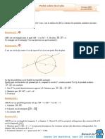 Série Produit scalaire (4)
