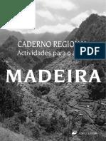 Madeira - caderno regional - atividades para o aluno