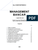 management-bancar