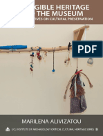 Intangible Heritage and the Museum New Perspectives on Cultural Preservation