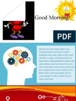 Main Function of Punctuations