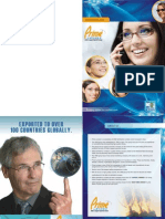 Prime Lens Brochure pages set 10