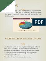 LIPIDOS EXPO