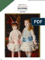 MAMMi, Lorenzo. Duas Meninas. Renoir, Proust e os nazistas