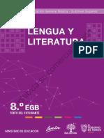 Texto de Lengua y Literatura de 8vo..pdf