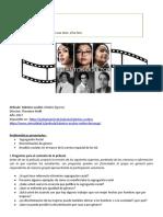 Cine Foro- Talentos Ocultos