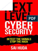 Huda S. - Next Level Cybersecurity Detect the Signals, Stop the Hack - 2019.pdf