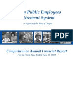 Oregon Public Employees Retirement [PERS] 2002