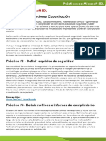 4 Prácticas de Microsoft SDL