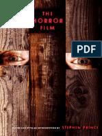 PRINCE, Stephen - The horror film