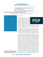 Dialnet - Entre Colonizacion Y Descolonizacion
