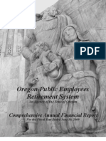 Oregon Public Employees Retirement [PERS] 2009