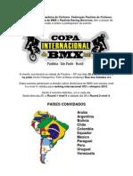 #Programa #Copa @Internacional #BMX #Paulina #Brasil #Ciclismo @Zciclismo