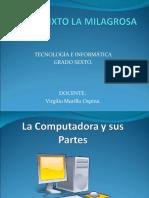 EL COMPUTADOR Y SUS PARTES.ppt