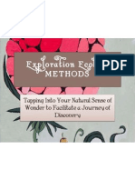 exploration ecology model