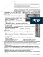 AL 2.4. Temperatura e solubilidade de um soluto sólido em água — Questionário - 2019-2020