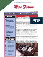Mon Forum Journal -Jan-11Portering and Human Shields engl
