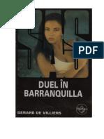 Gerard de Villiers - [SAS] Duel în Barranquilla #1.0~5