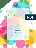 Sistemas Políticos Comparados (Resumen) by Pablo Kriger