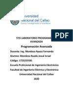 5TO LABOARTORIO DE PROGRAMACION AVANZADA