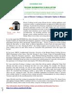 Final East African SusWatch E Bulletin November 2020