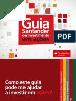 Guia Santander de Investimento em Ações