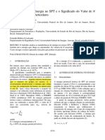 Reflexões sobre a Energia no SPT e o Significado do Valor de N em Circunstâncias Particulares - Danziger et al Cobramseg 2008