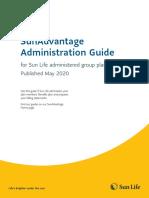 IA Admin Guide E SunAdvantage
