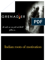 Indian roots of Motivation