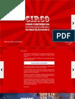 O Circo como conteúdo PDF Interativo
