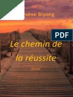 Le chemin de la reussite (Frenc - Arsene Biyong.pdf