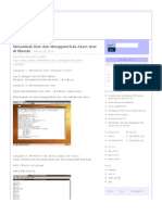 Menambah User dan Mengganti hak Akses User di Ubuntu « Calvin's Blog