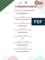 FODA ORGANIZACIONAL DE GRUPO HERDEZ