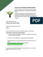 Prestacion del servicio social UNAD fase 2