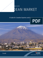 Doing Business in the Andean Market
