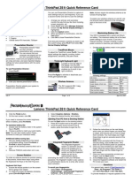 Lenovo ThinkPad Z61t QRC