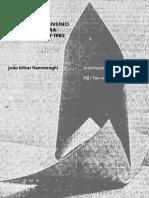 Max Bill e o Ensino de Arquitetura no Brasil.pdf