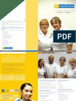 H1 Healthcare Brochure 2011 V1.0