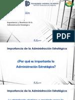 1.1.3_Importancia y Beneficios de la Administración Estratégica
