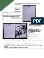 Paper Cut homework handout